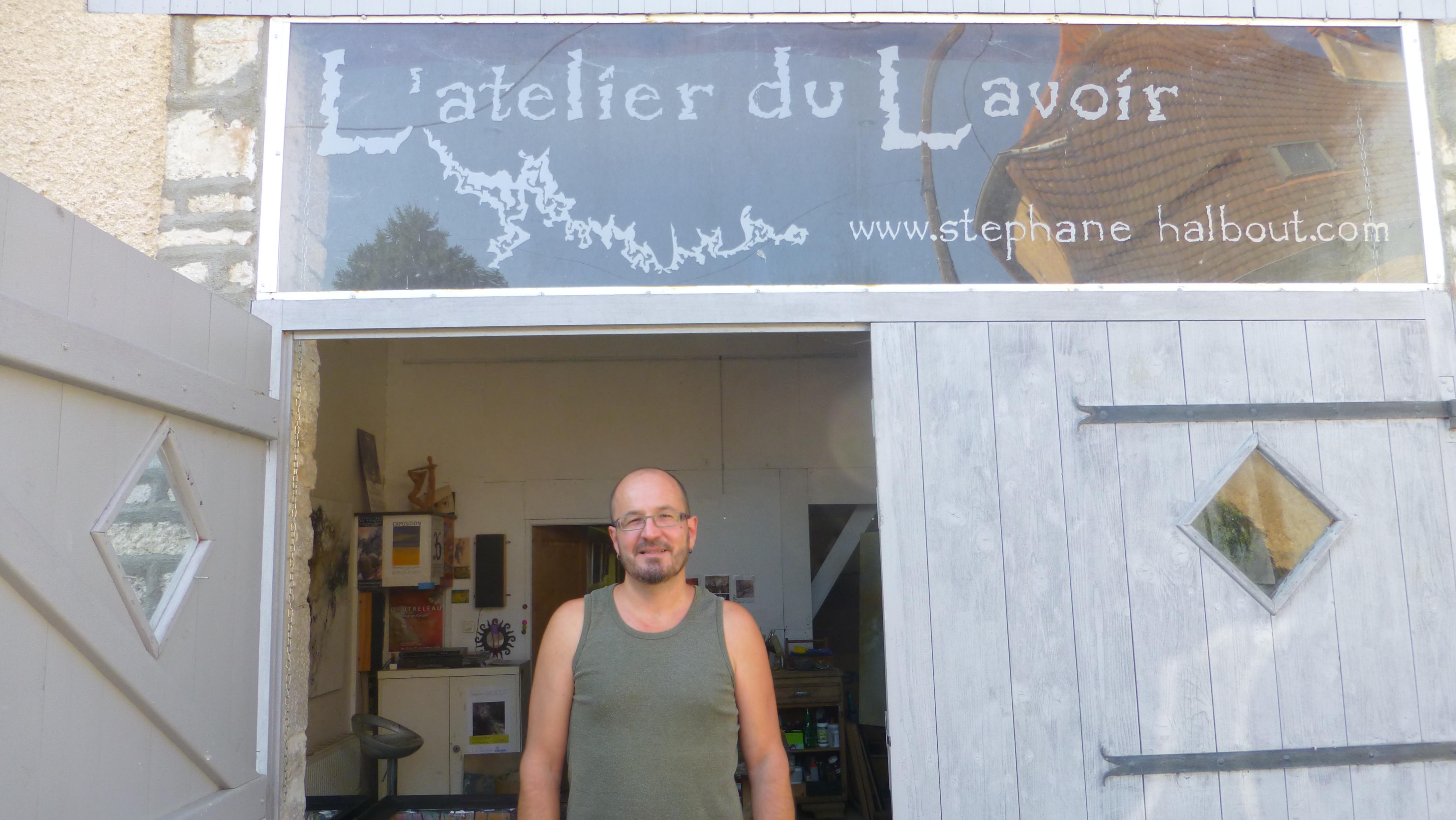L' Atelier du Lavoir, 5 rue de l'école à Ougney