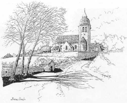 montée Saint-Michel à Frasne-les-Meulières
